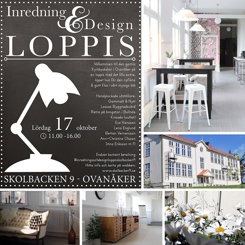 Inredning & Designloppis